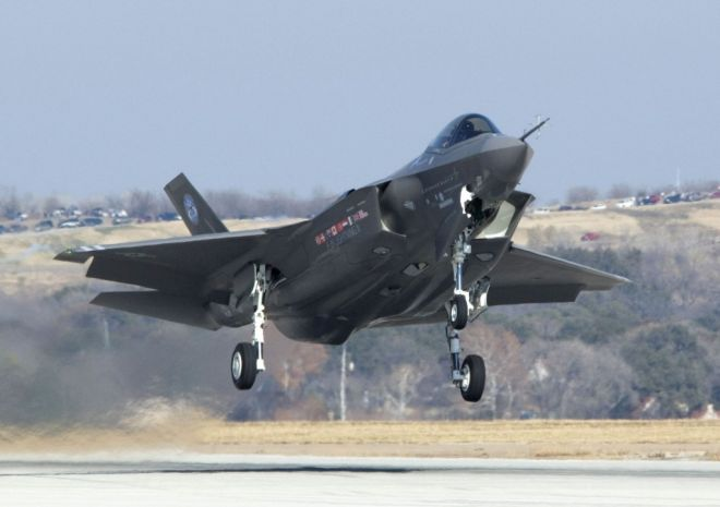 Unexpected explanation by the Pentagon on the F-35