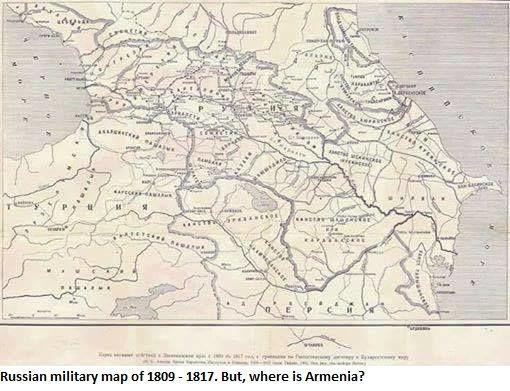 Russian Military Map Where Is Armenia - Where is armenia