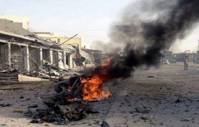 Bağdadda növbəti qanlı olay: 13 ölü, 40 yaralı