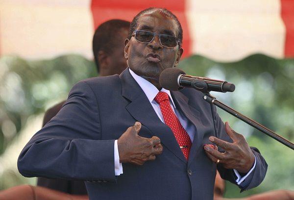 موگابه نین واریثی ده وظیفهدن اوزاقلاشدیریلیر