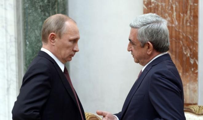 Россия не отпустит Армению  - Осыпенко