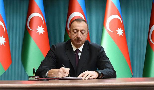 İlham Əliyev 1 sərəncam, 4 fərman imzaladı