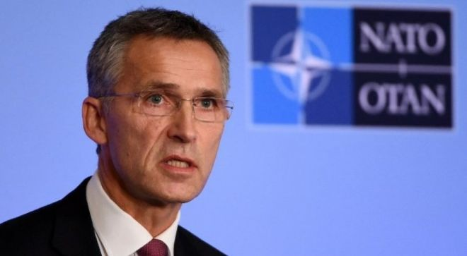 NATO welcomed this step by Turkey and the US