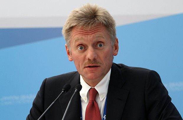 Peskov stated on Putin's position about the border