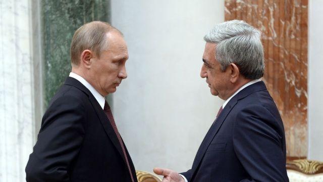 Putin Serji 600 milyona satdı: