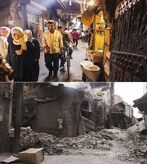 سورییا اوردوسو ۶ ایلدن سونرا او بؤلگهنی اله کئچیردی