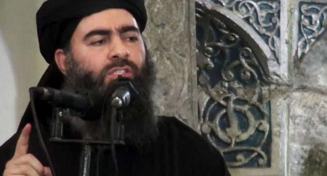 ایشید-ده پارچالانما: بغدادی لیدرلیکدن چکیلیر