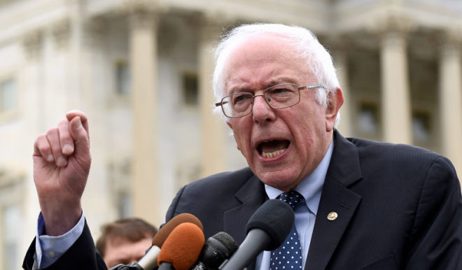 Sanders warns Putin: Stay out of US elections