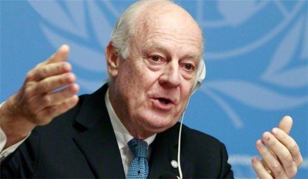 سورییا راضیلاشماسی: بو ۳ اؤلکه گؤروشه چاغیریلاجاق