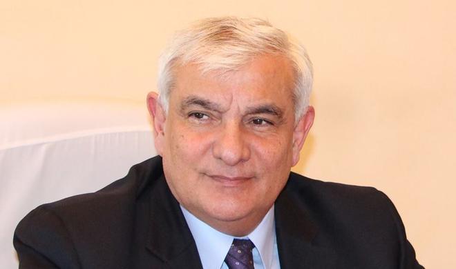 Kamal Abdulla BSU-nun tarixində... - Yeni rektor