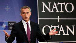 Stoltenberg outlined the main threats to NATO