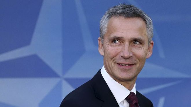 The NATO summit will take place on June 14