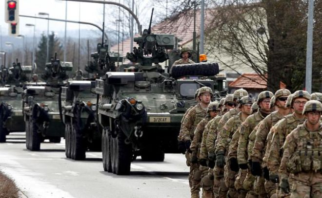 ABŞ İŞİD-çilərdən Yeni Suriya Ordusu yaradır -