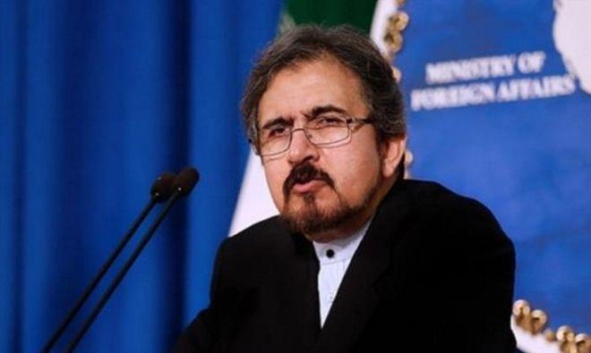 İran: Fransa Yaxın Şərqdə böhranı alovlandırır
