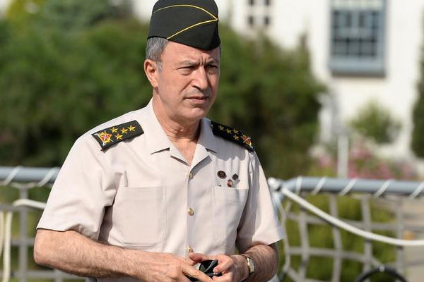 Turkish defense officials hold talks in Malta