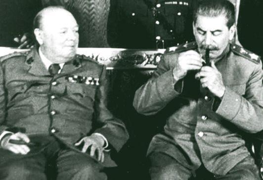 Stalinin Çörçillə məşhur sualı