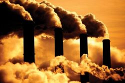 Air pollution not only damages the lungs ...