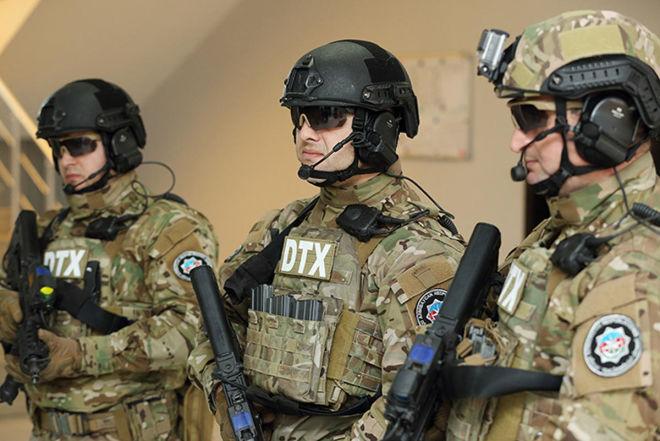 Совместная операция полиции и СГБ в Астаре