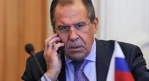 Lavrov spoke with his Armenian counterpart