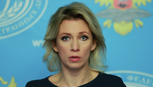 We were disappointed - Zakharova