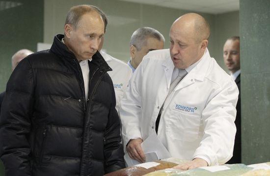 """Putinin aşpazı"" Afrikaya rus muzdlularını göndərir"