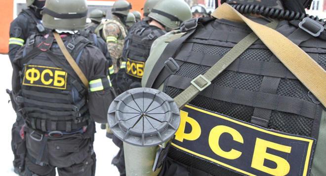 Krımda terrorçu məhv edildi