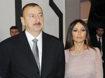 Президент и Первая леди на открытии музея