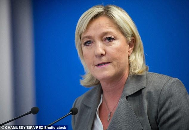 Europe now depends on China - Le Pen