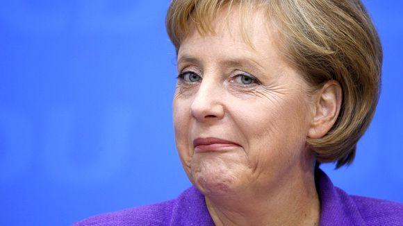 Немцы назвали Меркель главной гордостью страны