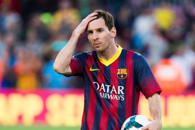 «Манчестер Сити» оценил Месси в €300 млн