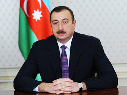 Prezident: Bu, qəhrəmanlıq səhifəsidir - Foto