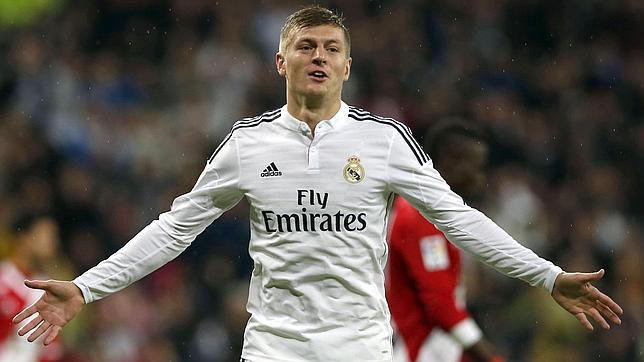 Manchester is to offer £67 million for Madrid star