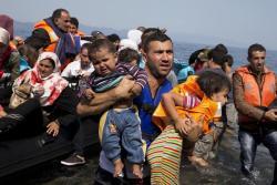 Greek PM: EU treats us like a parking spot for migrants