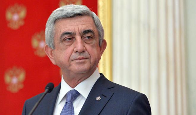 Sərkisyan Türkiyəni hədələdi: