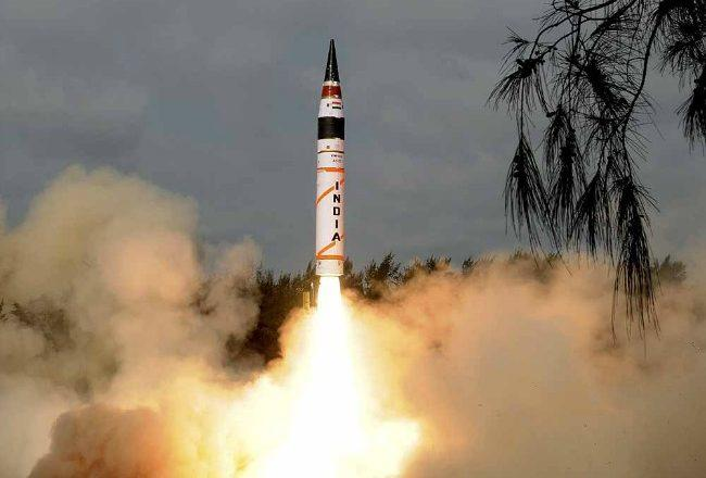 Hindistan ballistik raketini sınaqdan keçirdi