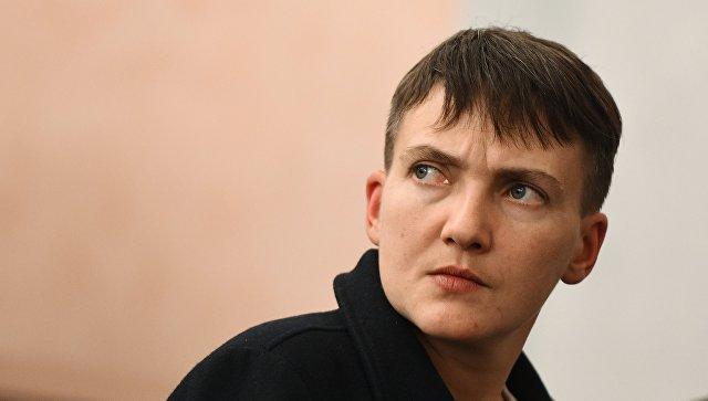 Рада признала законным арест Савченко
