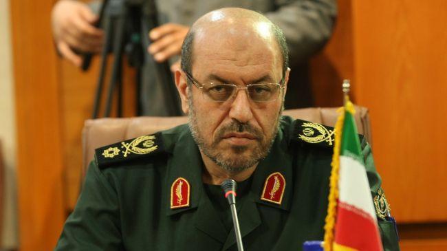 """İran: """"ABŞ Fars körfəzindən çıxmalıdır"""""""