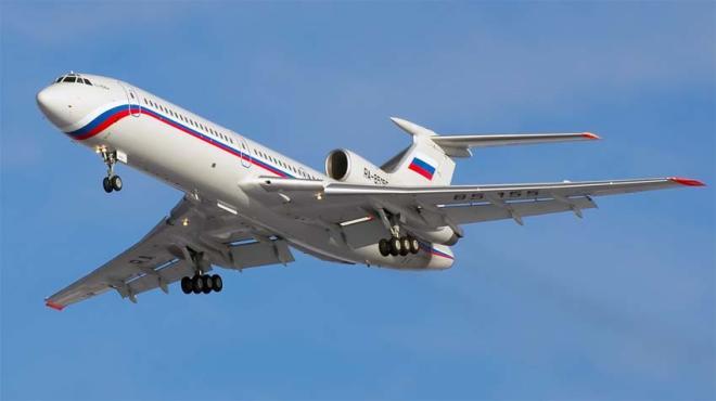 Российский самолет залетел в Турцию