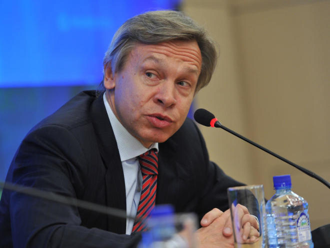 Putin will not give in to pressure - Pushkov