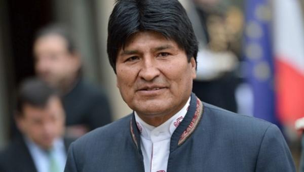 Morales urges UN to help stop 'massacre'