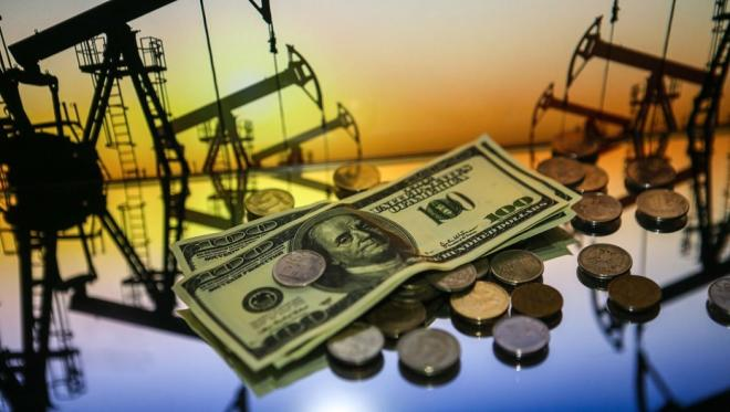The price of Azerbaijani oil went up by more than 1%