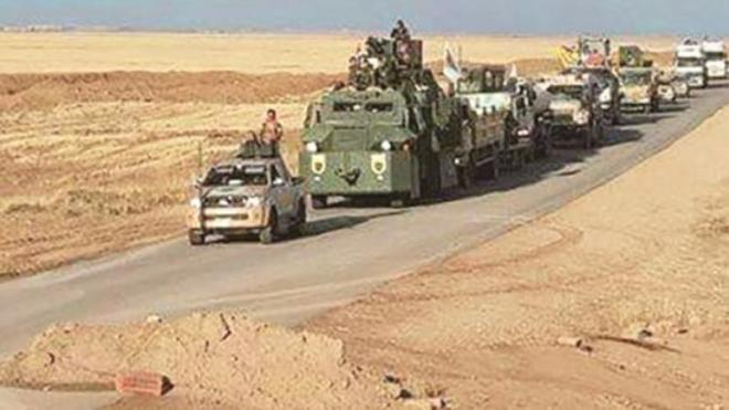 SMO ilə PKK qarşıdurması: Afrin-Azez yolu bağlandı