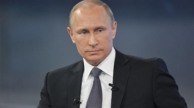 Putin avropalı liderlərə Astanadan danışdı