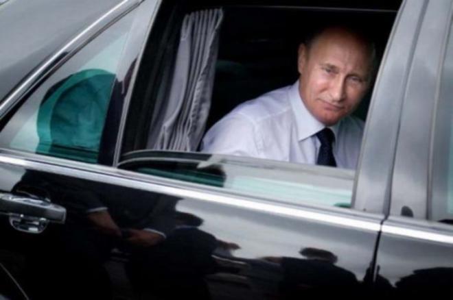 Putinin kortejinin keçdiyi yerə 50 bomba... - Peskov