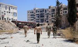 Асад применил химоружие в Сирии