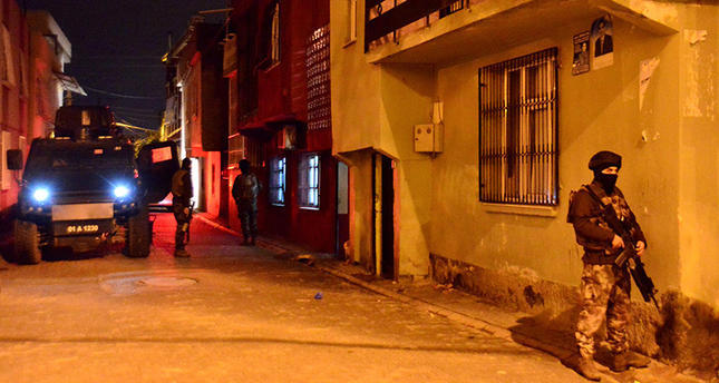 Turkey arrests 4 foreigners for Daesh links