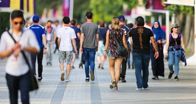 Müxtəlif ölkələrdə işsizlik səviyyəsi - Foto