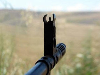 Armenians violated ceasefire