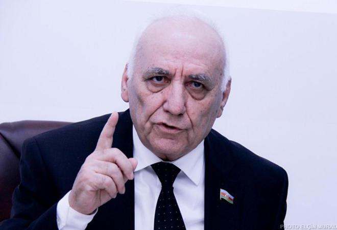 """Akademik: """"Dağlıq Qarabağ"""" anlayışı olmayıb!"""