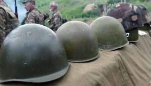ВС Армении провели учения на оккупированных территориях